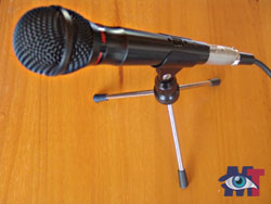 omnidirectional microphone