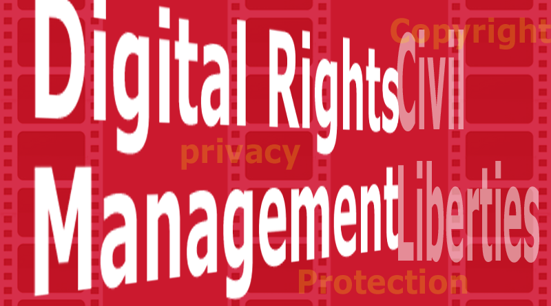 Digital rights management - DRM