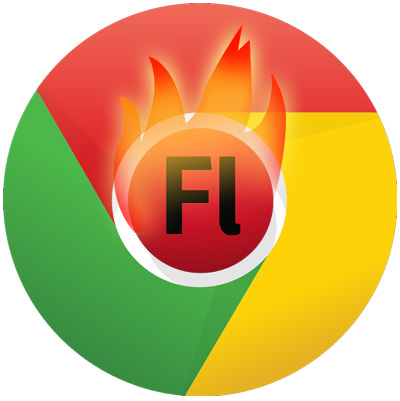 Flash support in Google Chrome under fire
