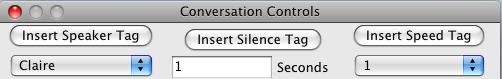 naturalreader conversation control