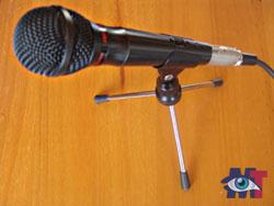 omnidirectional microphone