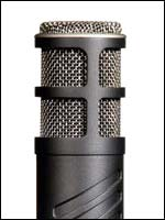 Procaster mic from Rode