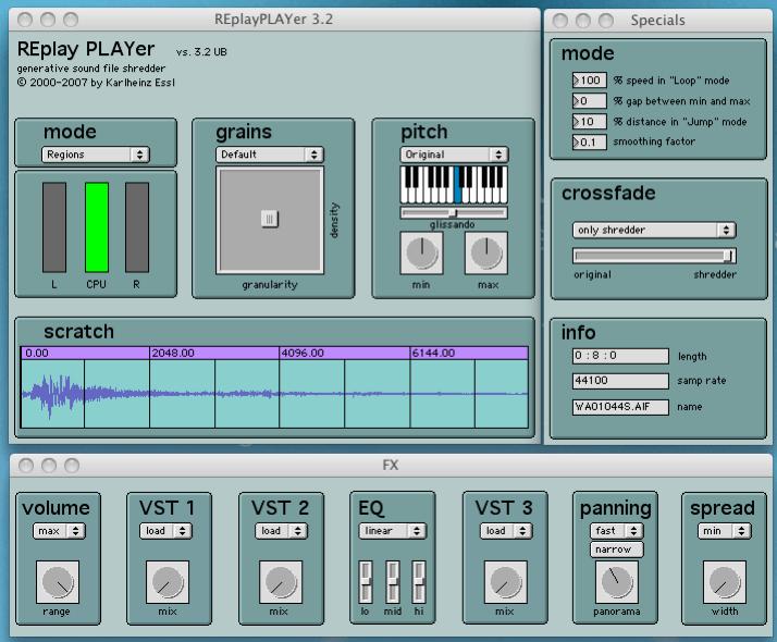 Sound generators for video soundtracks