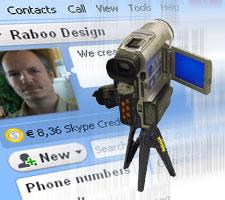 Skype video recordingl