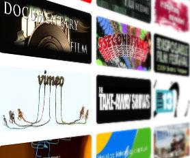 Vimeo video channels